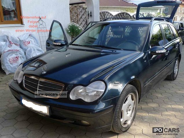 2003 mercedes benz c200 cdi car photo and specs. Black Bedroom Furniture Sets. Home Design Ideas