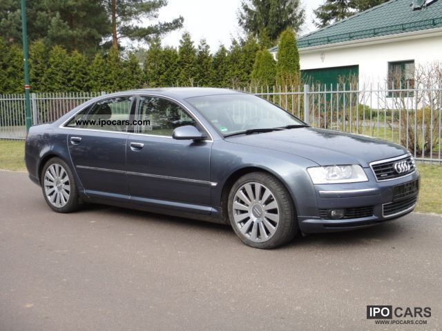 Audi  A8 LPG gas solar Bose Navi Plus full equipment 2002 Liquefied Petroleum Gas Cars (LPG, GPL, propane) photo