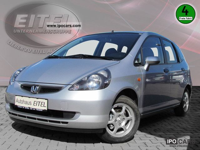 2004 Honda  Jazz 1.4 AIR Small Car Used vehicle photo