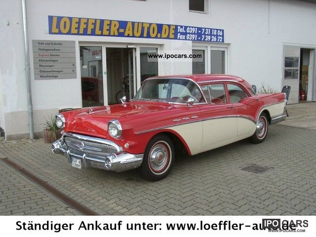 Buick  Other special fully restored 1957 Vintage, Classic and Old Cars photo