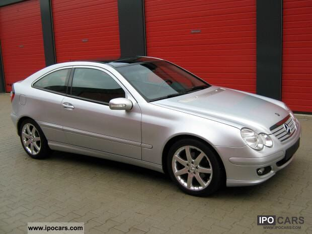 2004 mercedes benz cl 180 kompressor sports coupe automatic car photo and specs. Black Bedroom Furniture Sets. Home Design Ideas