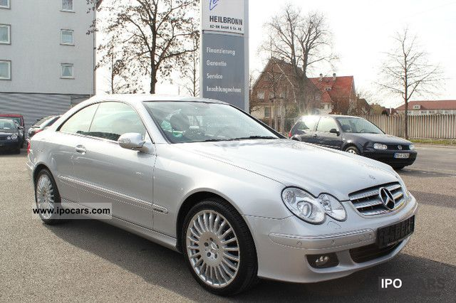 2006 mercedes benz clk 200 kompressor automatic elegance. Black Bedroom Furniture Sets. Home Design Ideas