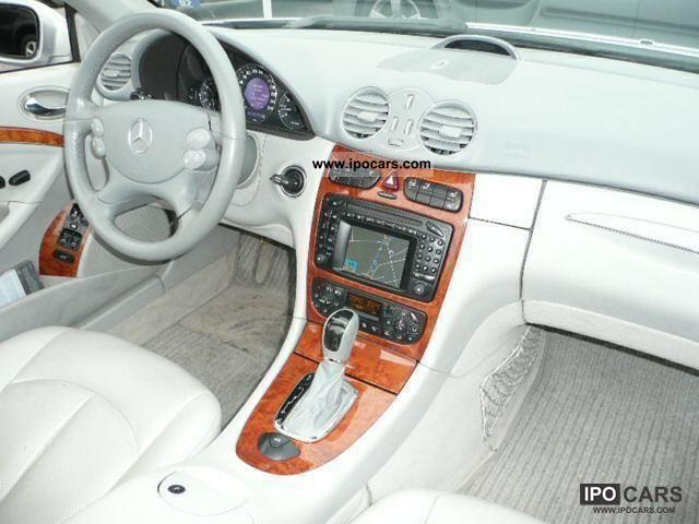 2003 mercedes clk500 amg