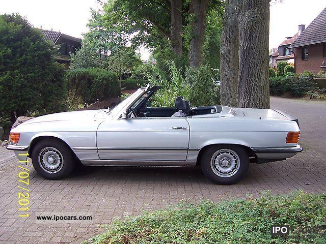 1974 mercedes benz sl 450 car photo and specs for Mercedes benz sl 450