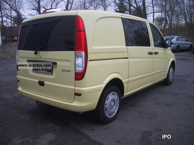 2006 mercedes benz vito 115 cdi mixto 5 seats air el fh car photo and specs