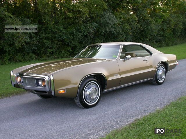 Oldsmobile  Toronado GT 400HP 1970 Vintage, Classic and Old Cars photo