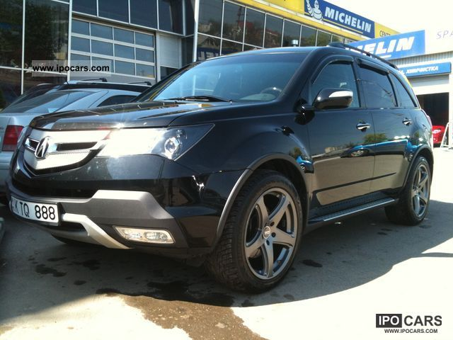 2009 Acura  MDX Off-road Vehicle/Pickup Truck Used vehicle photo