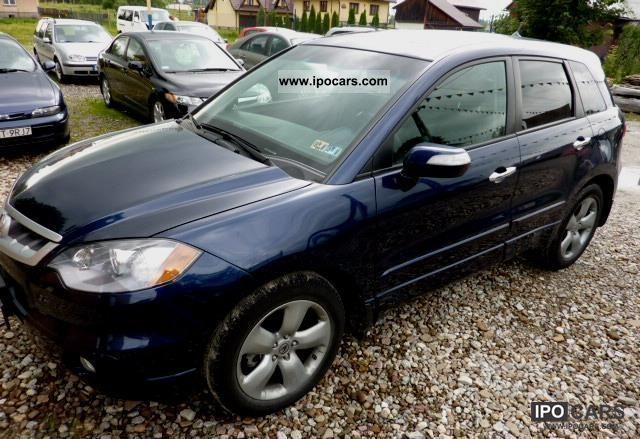 2007 Acura  RDX * Turbo * DWS * 4x4 SUV * Other Used vehicle photo