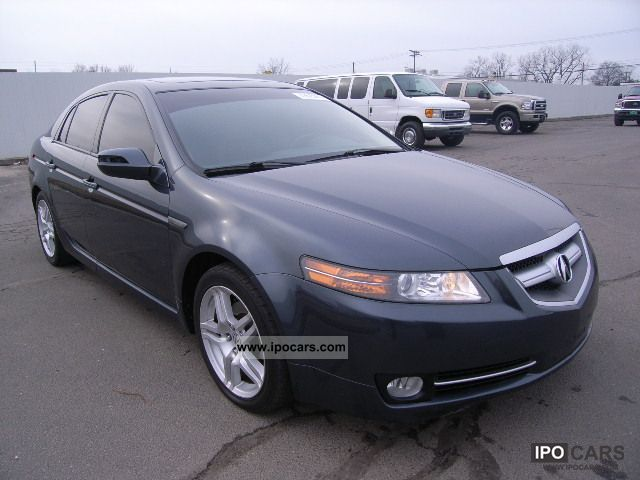 2007 Acura  TL Limousine Used vehicle			(business photo