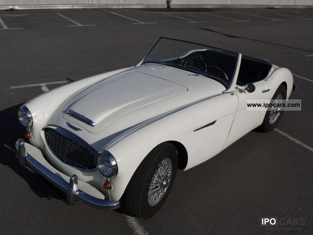 Austin Healey  3000 running very well. Super Sound. 1960 Vintage, Classic and Old Cars photo