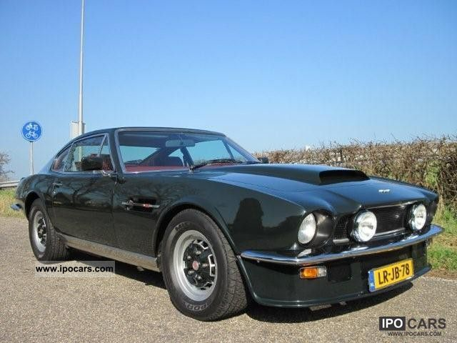 Aston Martin  V8 Coupe 5.3 V8 1978 Vintage, Classic and Old Cars photo
