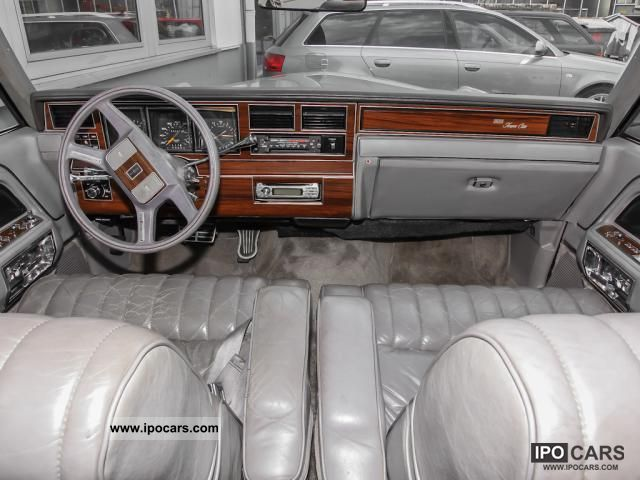 1988 Lincoln Hollywood Town Car V8 Leather Car Dealers Car Photo