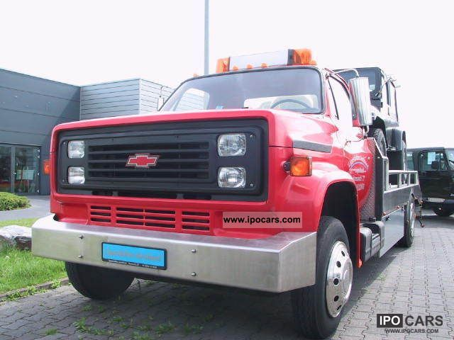 1990 GMC  C60, 8.2L Truck Show / towing / roadside assistance vehicle Other Used vehicle photo