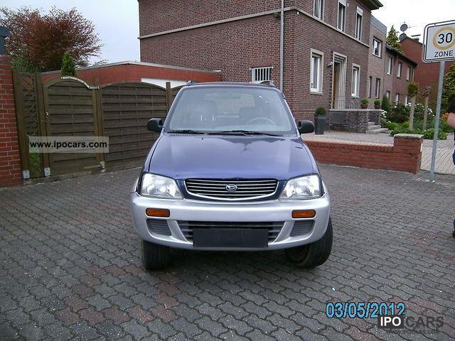 1997 Daihatsu  Terios Limousine Used vehicle photo
