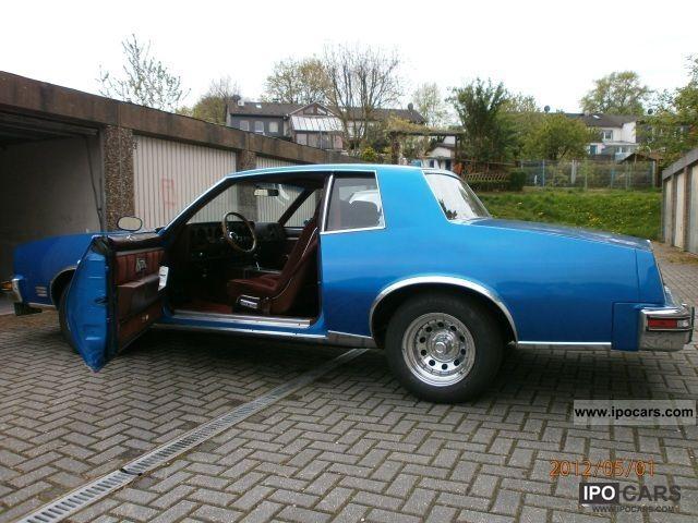 1980 Pontiac  Grand Prix Limousine Used vehicle photo