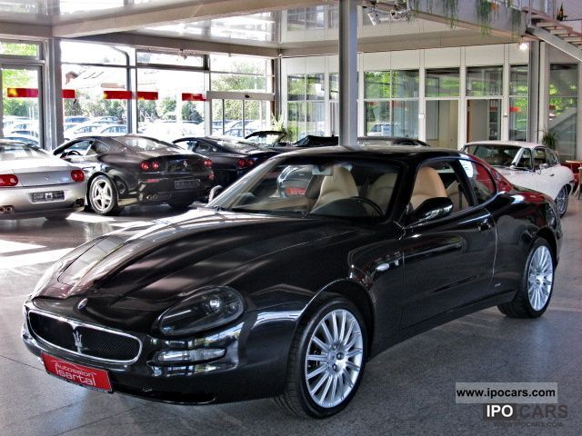 New cars Maserati 4200 GT Coupe ?損 Recovered Cars in Your City