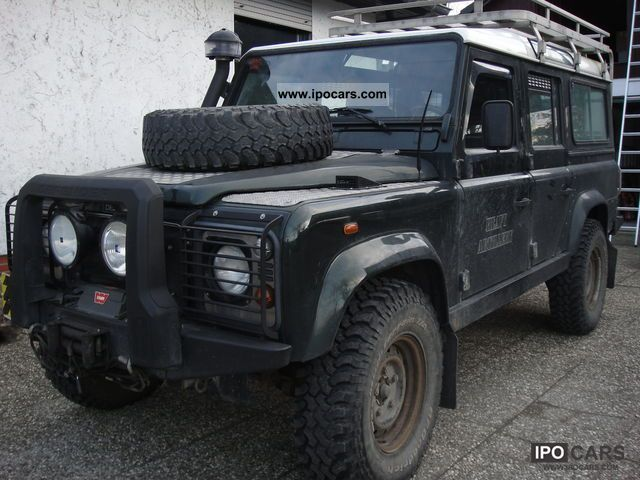 2003 Land Rover  Defender Off-road Vehicle/Pickup Truck Used vehicle photo