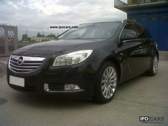 2010 opel insignia 2 0 cdti 160cv st aut cosmo car photo and specs. Black Bedroom Furniture Sets. Home Design Ideas