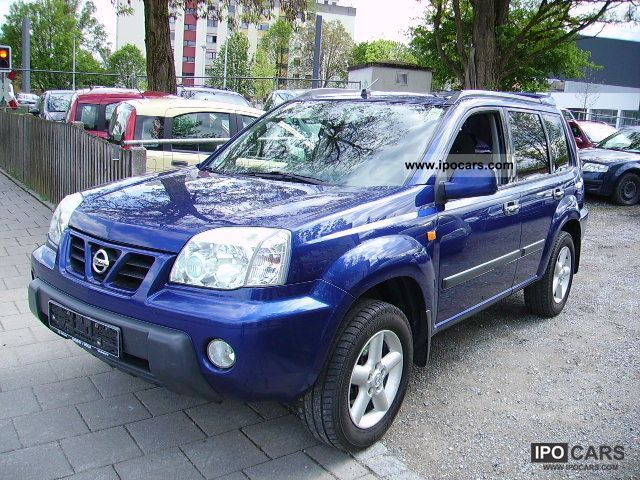 2001 nissan x trail 2 0 4x4 comfort mod 2002 air tronic. Black Bedroom Furniture Sets. Home Design Ideas