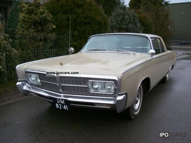 Chrysler  Imperial Crown Coupe 1965 Vintage, Classic and Old Cars photo