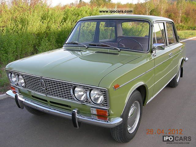 Lada  2103 SL 1979 Liquefied Petroleum Gas Cars (LPG, GPL, propane) photo
