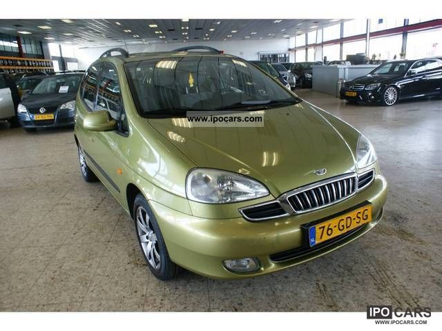 2000 Daewoo  Tacuma 2.0 Van / Minibus Used vehicle photo