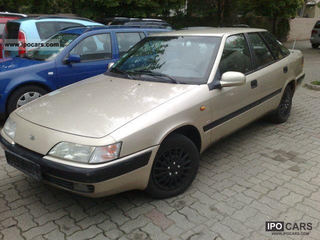 1996 Daewoo Espero 2.0 * AIR * LEATHER * luxury * TÜV-07/13 - Car