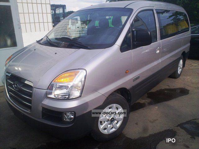 2007 Hyundai  H1 Satellite 9-seater with dual air Van / Minibus Used vehicle photo
