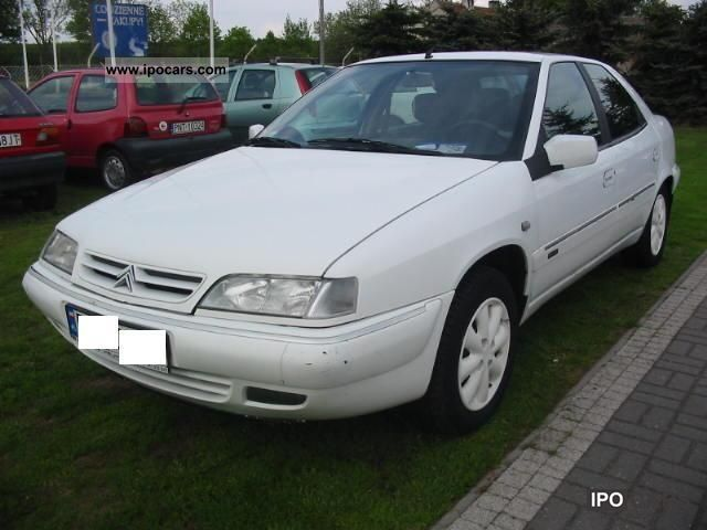 2000 Citroen  Xantia 2.0 Other Used vehicle photo