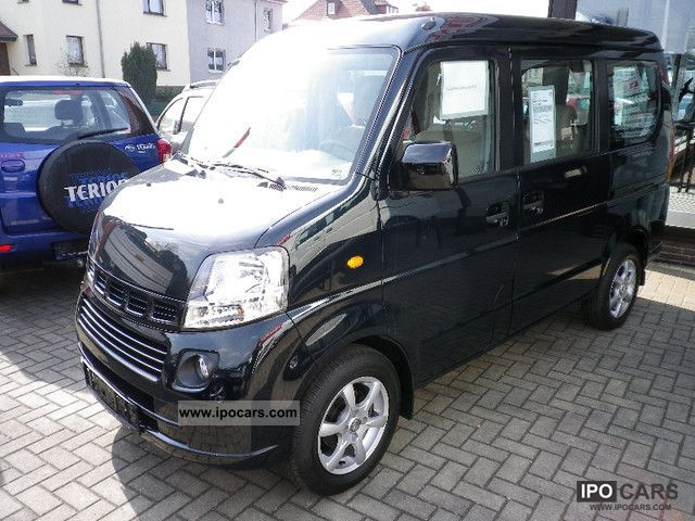2011 Suzuki  Landi Changhe Coolcar 4x4 Van / Minibus New vehicle photo