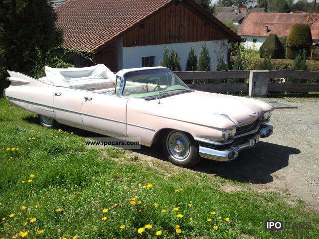 1959 Cadillac  Eldorado Limousine Used vehicle photo