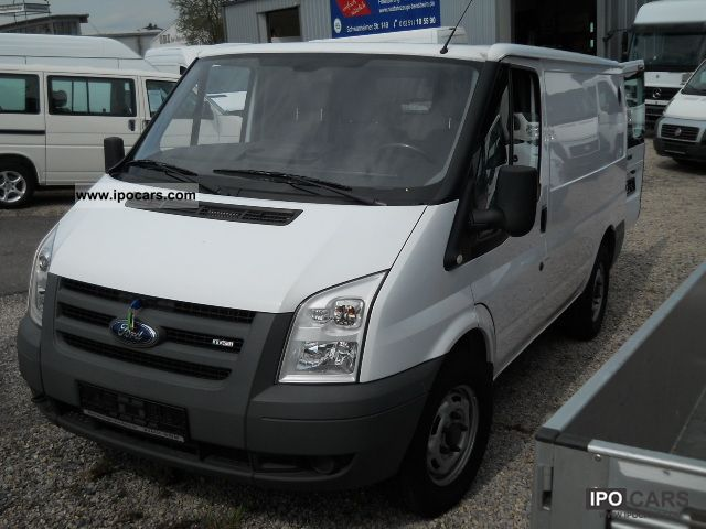 2007 Ford  FT 330 K TDCi STERNDRIVE with Werkstatteinr. TOP Van / Minibus Used vehicle photo