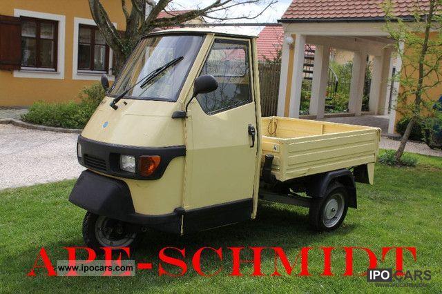 2003 Piaggio  Ape 50 C80 Other Used vehicle photo