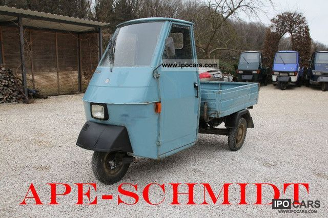 1985 Piaggio  Ape 50 TL3T Other Used vehicle photo