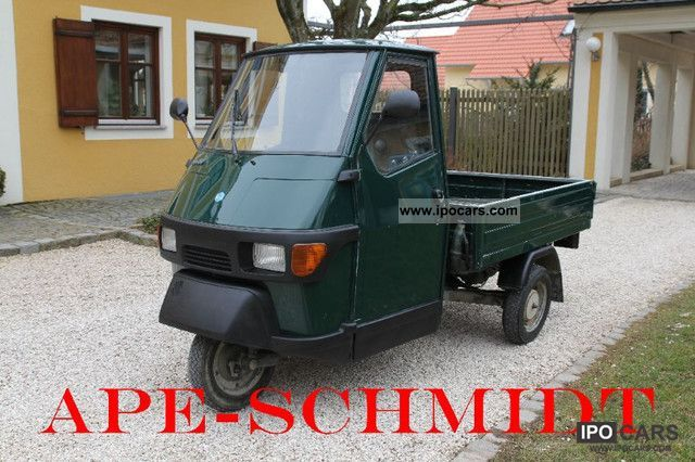 1997 Piaggio  Ape 50 TL5T Other Used vehicle photo