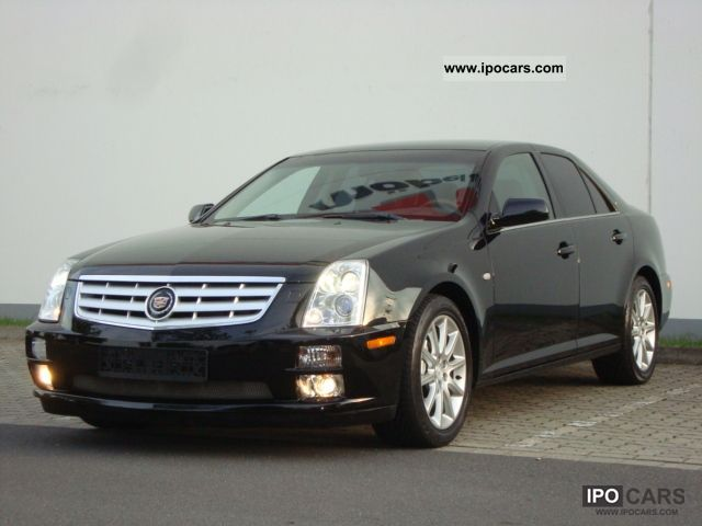 2008 Cadillac Sts 4 6 V8 Sport Luxury Car Photo And Specs