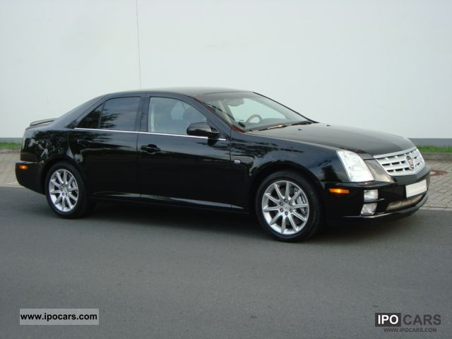 2008 cadillac sts 4 6 v8 sport luxury car photo and specs. Black Bedroom Furniture Sets. Home Design Ideas