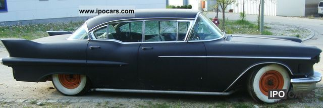 Cadillac  Deville 1958 Vintage, Classic and Old Cars photo