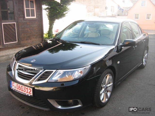 2008 saab 9 3 1 9 aero ttid dpf car photo and specs. Black Bedroom Furniture Sets. Home Design Ideas