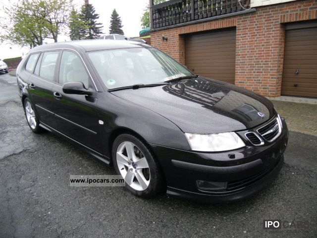 2007 saab 9 3 2 8 turbo v6 sport combi aero leather navi. Black Bedroom Furniture Sets. Home Design Ideas