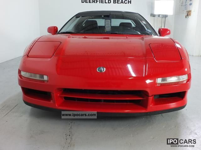 1993 Acura  NSX 3.0 (U.S. price) Sports car/Coupe Used vehicle photo