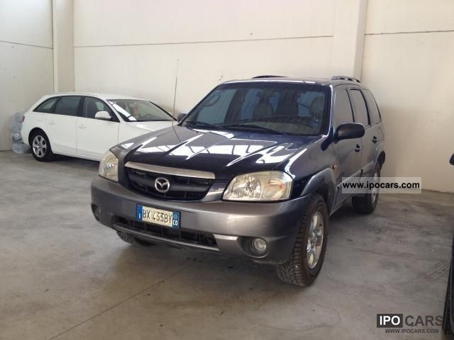 Mazda  Tribute 3.0i V6 24V cat GPL Gancio PELLE 2002 Liquefied Petroleum Gas Cars (LPG, GPL, propane) photo