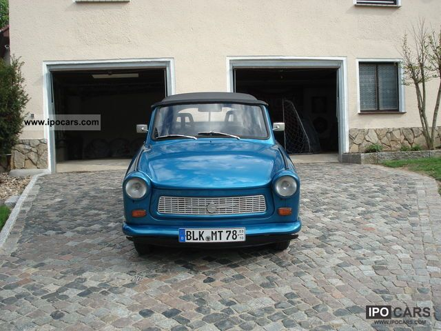 Trabant  601 1975 Vintage, Classic and Old Cars photo