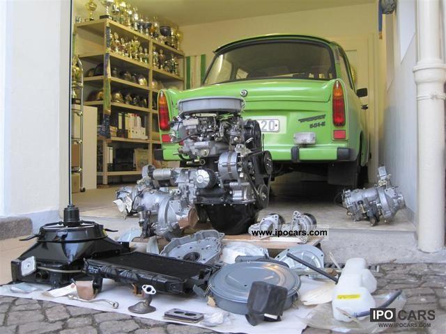 trabant neuwzyl stroke engine versuchsabt eez car photo  specs