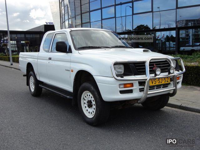 1997 Mitsubishi  GL L200 Pick Up Off-road Vehicle/Pickup Truck Used vehicle photo