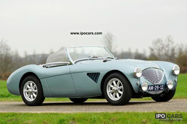 Austin Healey  100-4 1954 Vintage, Classic and Old Cars photo
