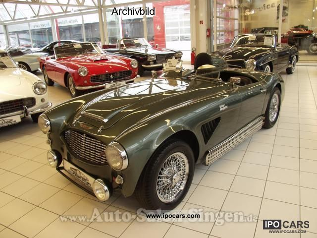 Austin Healey  3000 MK I 1961 Vintage, Classic and Old Cars photo