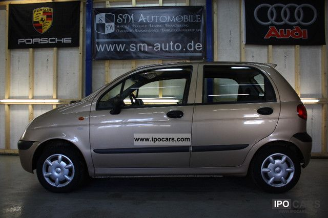 2005 chevrolet matiz 1 0 air checkbook 1 hand car photo and specs. Black Bedroom Furniture Sets. Home Design Ideas