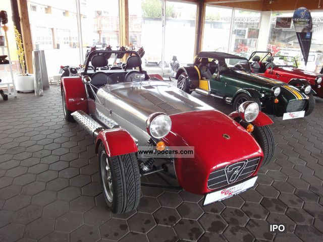 2009 Caterham  Sigma SV Classic 6.1 Cabrio / roadster Used vehicle photo