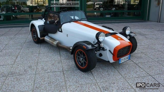 2009 Caterham  Superlight R500 Sports car/Coupe Used vehicle photo
